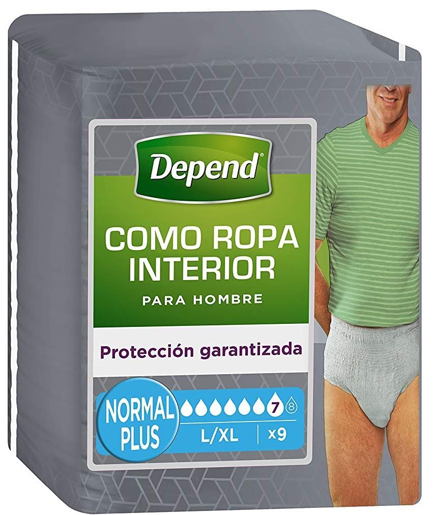 adquirir ropa interior absorbente