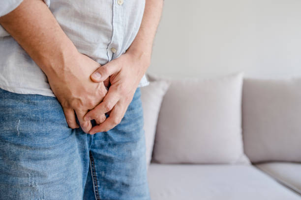 causas incontinencia en hombres