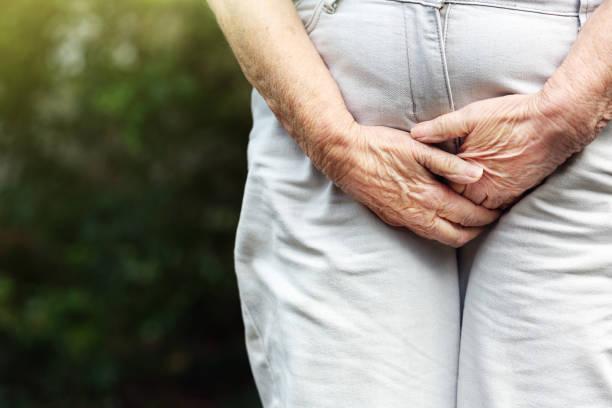 incontinencia urinaria en adulto mayor
