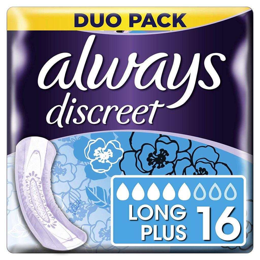 adquirir compresas para incontinencia