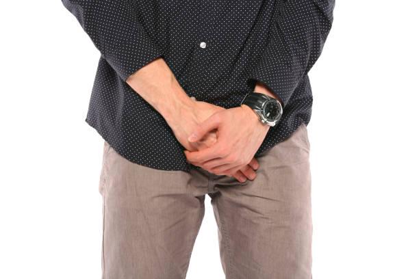 incontinencia por rebosamiento en hombres