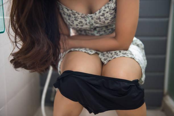 mujer con incontinencia urinaria mixta