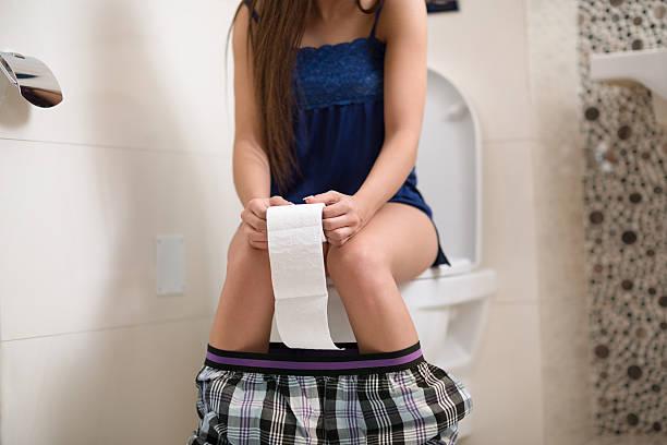 chica con incontinencia urinaria